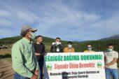 Eğrigöz Dağı'nda Madencilik İçin Ağaç Katliamı! Tehlike Canları Bursa İçin Çalıyor!