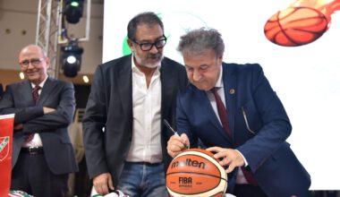 """Karşıyaka Spor Kulübü ve Bornova Belediyesi'nden İzmir'i """"basketbol şehri"""" yapacak örnek iş birliği"""