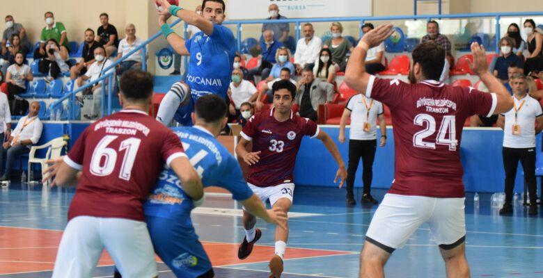 Nilüfer Belediyespor sezona  galibiyetle başladı