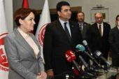 Akşener'den iktidara çağrı: İncirlik'i kapat